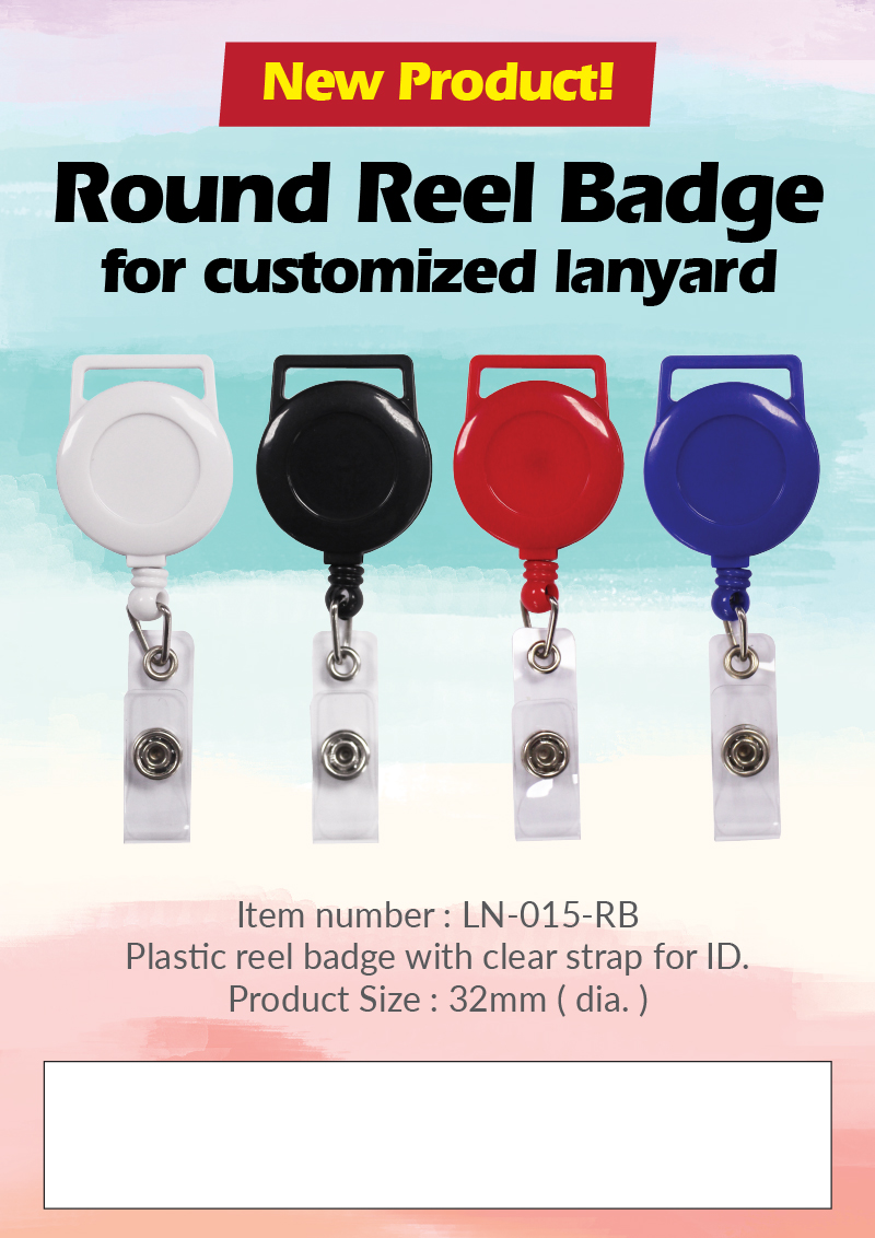Badge Reels Promotional Flyer