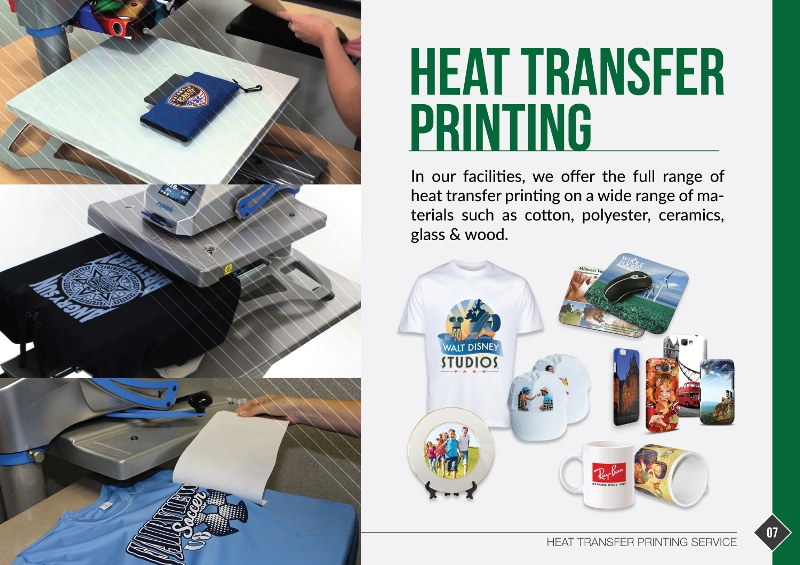 03ce7f1ae Heat transfer printing services UAE