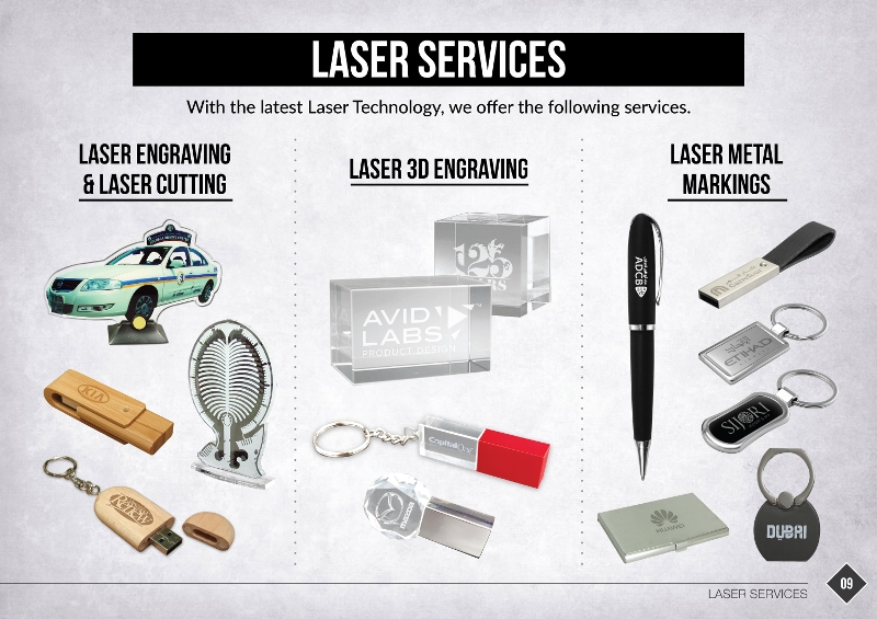 Laser Cutting Engraving Services