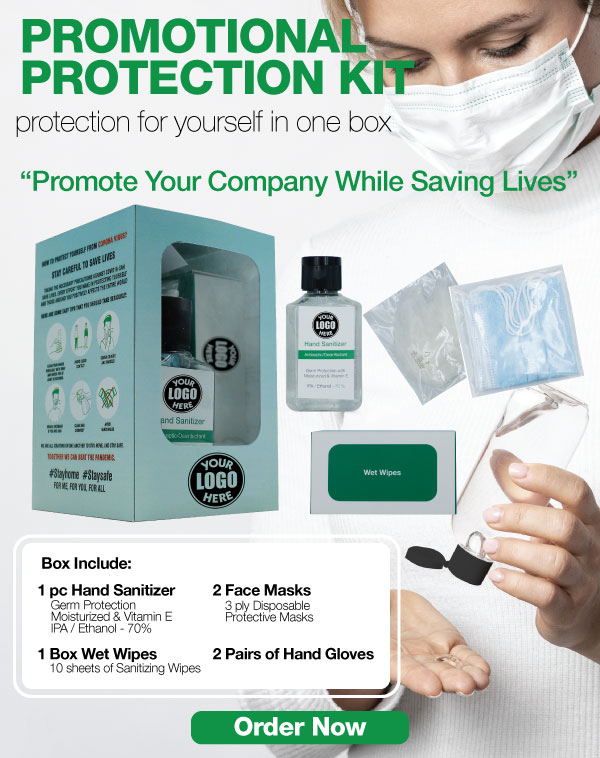 Promotional Protection Kits