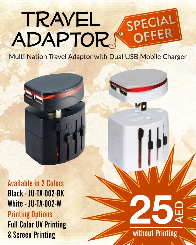 Travel Adaptor Offers