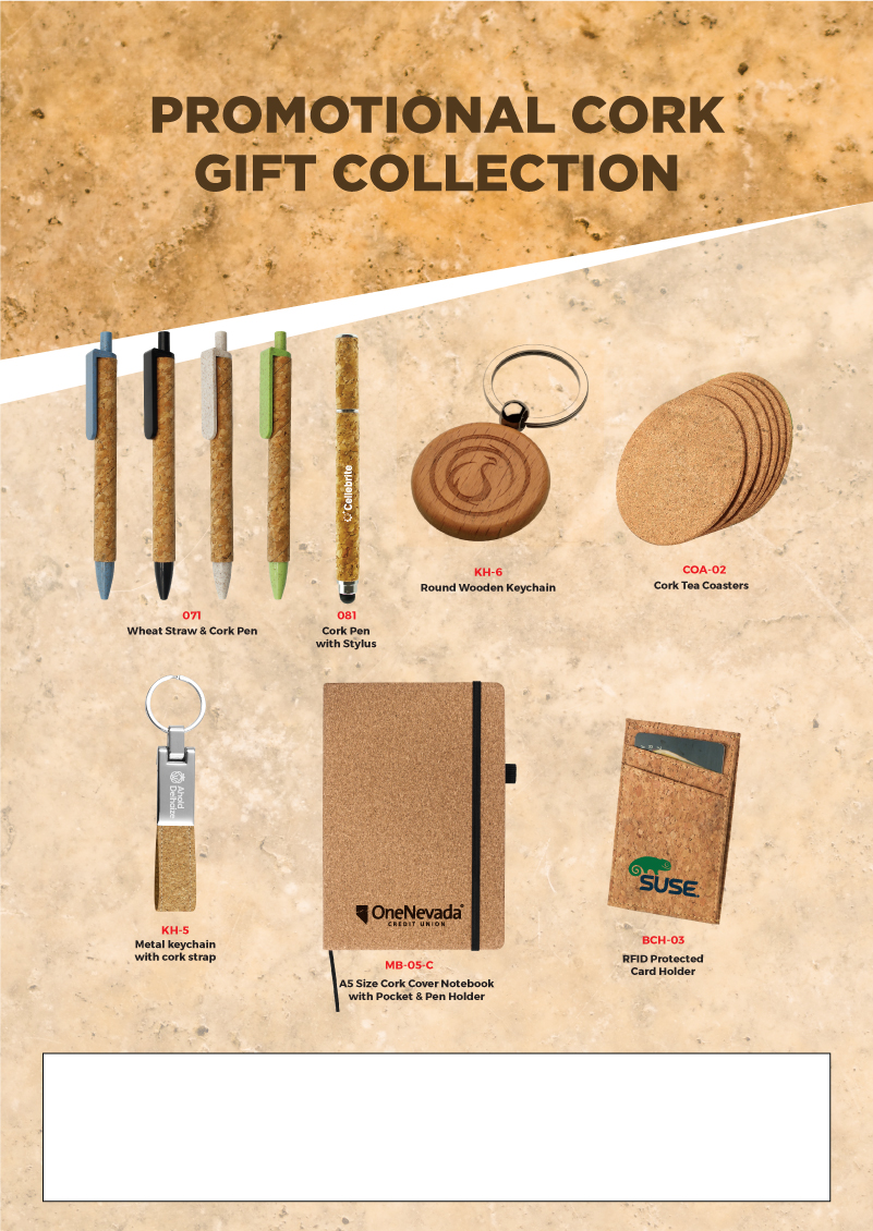 Cork Gift Collection