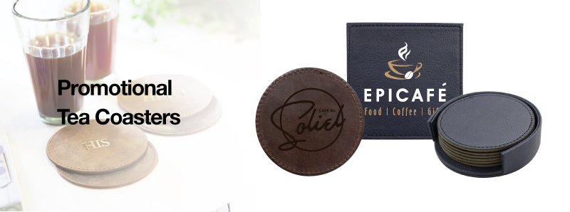 Promotional Tea Coasters