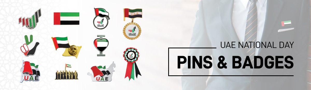 National Day Badges 2020
