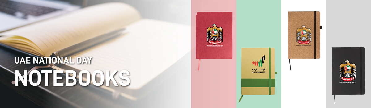 National Day Notebooks