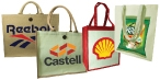 Jute and Cotton Shopping Bags