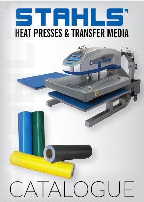 Stahls Heat Press and Transfer Media