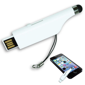 USB Flash Drives with iPhone Touch Scree