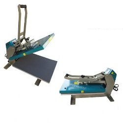 Manual Digital Flat Press - 693