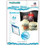 Water Slide Decal Transfer Papers