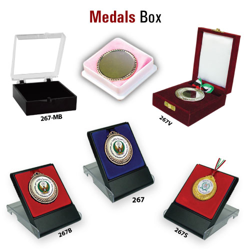 Medal Boxes 267