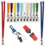 Lanyard with Mobile Holders - 011