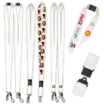 Polyester Lanyards with Sublimation Prin
