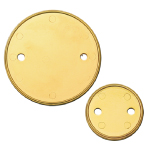 PVC Injected Round Badges 2056-58 G