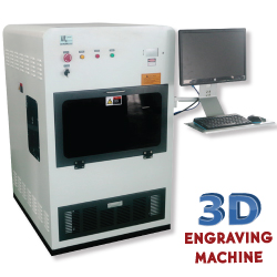 3D Engraving Machines