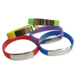 Promotional Wristband 10x1.2 cm