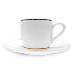 Sublimation Saucer Tea Cup