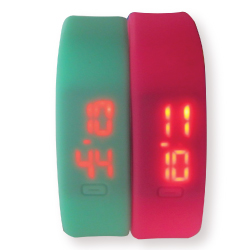 Wristbands with Digital Watch