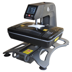 Pneumatic 3D Heat Press