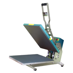 Auto-Open Digital Flat Heat Press