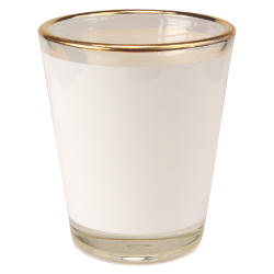 1.5 oz Sublimation Shot Glass