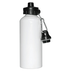 Promotional Bottles White Color