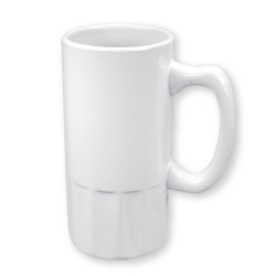 Mugs in White Color with Straight Body