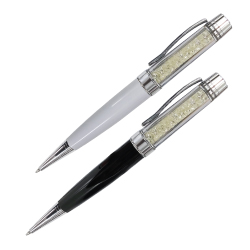 Crystal Metal Pens - PN-24