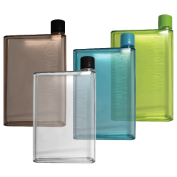 A5 Notebook Shape Bottles TM-003
