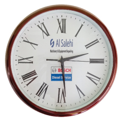 Wall Clocks - 589-DBR