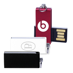 USB Flash Drives with Mini swivel