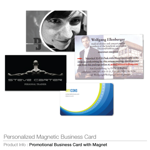 Magnetic business cards business card magnets wholesale card magnets magnetic business cards colourmoves