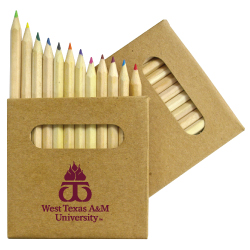 Coloured Pencils Packs