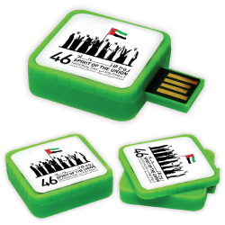 National Day Twister USB
