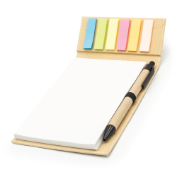 Notepad with Sticky Note & Pen RNP-08
