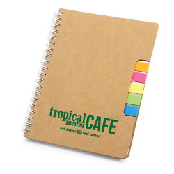 Notebook with Sticky Note & Pen RNP-06
