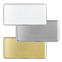 Lens Cover Name Badges INB-08