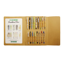 Eco-Friendly Pens Kits