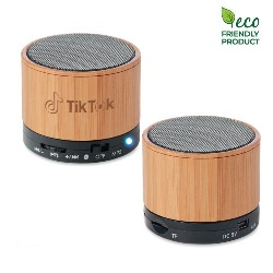 Eco-Friendly Bluetooth Speaker MS-07
