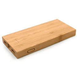 Bamboo Wireless Powerbank JU-WPB-B8000
