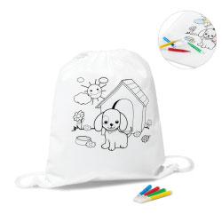 Children Draw String Bags GFK-09