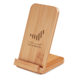 UAE Day Bamboo Wireless Charger