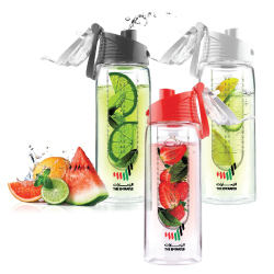 UAE Day Bottles with Fruit Infuser
