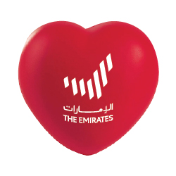 UAE Day Anti-Stress Heart Shaped 016-H