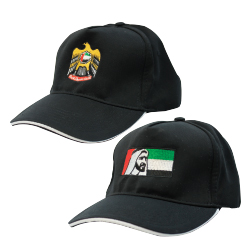 UAE Day Caps CAP-O-01