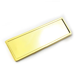 Gold Pin Badges 2078-G