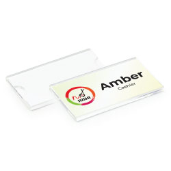 Reusable Acrylic Badges - INB-04