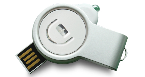USB with LED Light 4GB