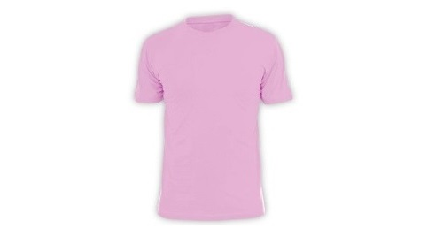 Cotton T-shirt - Pink Color