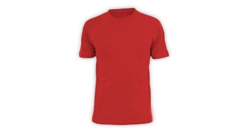 Cotton T-shirt - Red Color